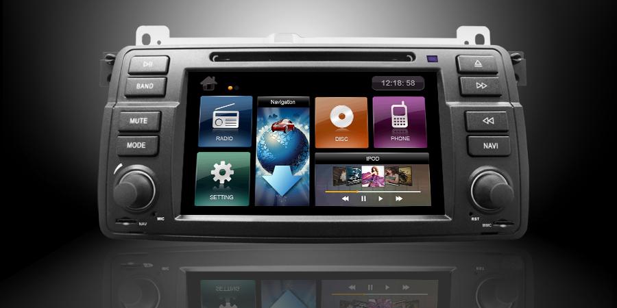 Dynavin Audi A4 D99 All-In-One Navigation System Dynaivn